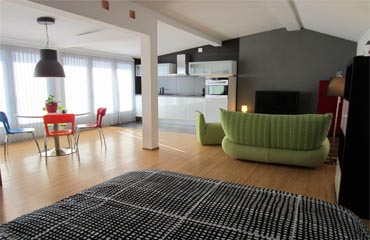 Neuchâtel rent apartment holidays with view
